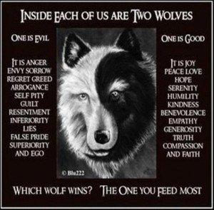 двата вълка