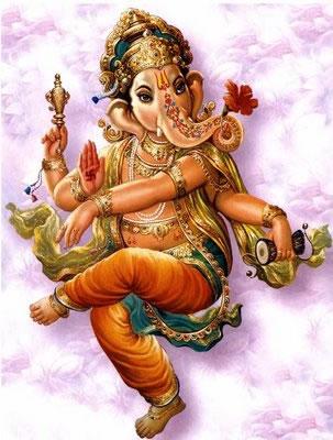 ganesha dance