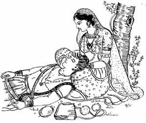 Savitri Satyavan